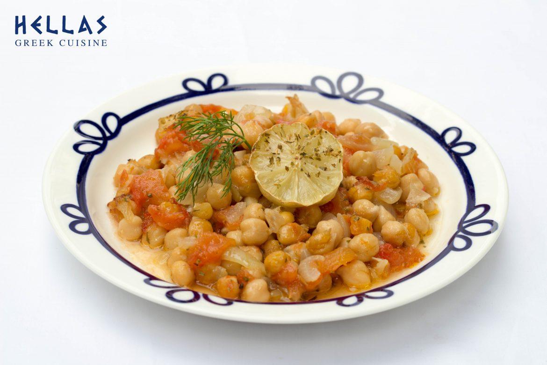 Revithia Sto Fourno Hellas Traditional Greek Cuisine