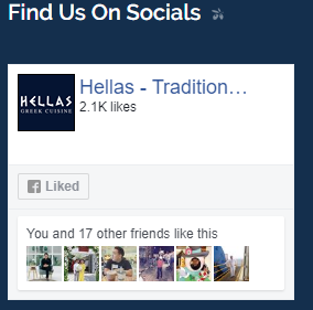 Hellas on Facebook